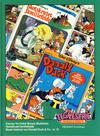 Cover for Tegneseriebokklubben (Hjemmet / Egmont, 1985 series) #48 - Eventyr fra Onkel Skrues Skattkiste: Skotskrutet familiefeide; Beste historier om Donald Duck & Co. nr. 12
