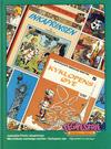 Cover for Tegneseriebokklubben (Hjemmet / Egmont, 1985 series) #47 - Jeannette Pointu: Inkaprinsen; Mikrofolkets merkelige meritter: Kyklopens øye