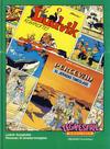 Cover for Tegneseriebokklubben (Hjemmet / Egmont, 1985 series) #49 - Ludvik: Komplottet; Percevan: El Jeredas timeglass