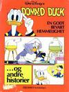 Cover for Donald Duck album (Hjemmet / Egmont, 1985 series) #[3] - En godt bevart hemmelighet [Reutsendelse bc 147 33]