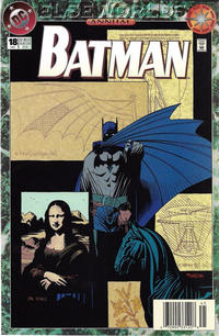 Cover for Batman Annual (DC, 1961 series) #18 [Direct Edition]