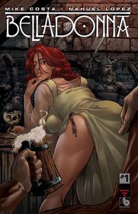 Cover Thumbnail for Belladonna (Avatar Press, 2015 series) #1 [Kickstarter Costume Change C - Christian Zanier]