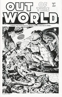 Cover Thumbnail for Out of This World (Robin Snyder and Steve Ditko, 2015 series) #17