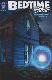 Cover Thumbnail for Bedtime Stories for Impressionable Children (American Mythology Productions, 2017 series) #1 [Cover A Joe James 'Home Sweet Home']
