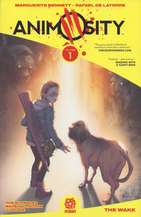 Cover Thumbnail for Animosity (AfterShock, 2017 series) #1 - The Wake