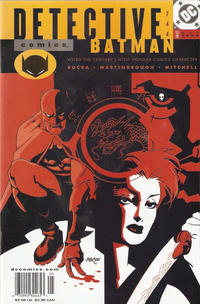 Cover for Detective Comics (DC, 1937 series) #744 [Direct Sales]