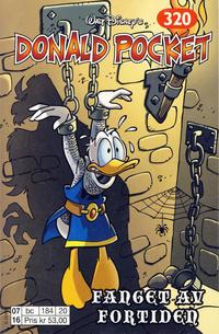 Cover Thumbnail for Donald Pocket (Hjemmet / Egmont, 1968 series) #320 - Fanget av fortiden [1. opplag]