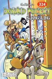 Cover Thumbnail for Donald Pocket (Hjemmet / Egmont, 1968 series) #324 - Sjøgang [bc 239 60 FRU]