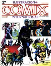 Cover Thumbnail for Ilustración + Comix Internacional (Toutain Editor, 1980 series) #27