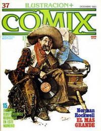 Cover Thumbnail for Ilustración + Comix Internacional (Toutain Editor, 1980 series) #37