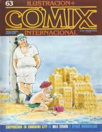 Cover Thumbnail for Ilustración + Comix Internacional (Toutain Editor, 1980 series) #63