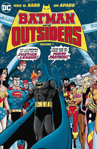Cover Thumbnail for Batman and the Outsiders (DC, 2017 series) #1
