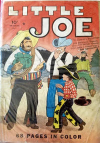 Cover Thumbnail for Four Color (Dell, 1942 series) #1 - Little Joe [Star Cover Variant]