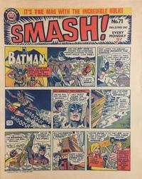 Cover Thumbnail for Smash! (IPC, 1966 series) #71