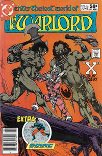 Cover for Warlord (DC, 1976 series) #46 [Direct Edition]