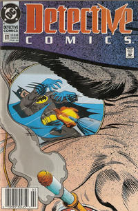 Cover for Detective Comics (DC, 1937 series) #611 [Direct Edition]