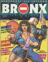 Cover Thumbnail for Bronx (Edizioni Nuova Frontiera, 1994 series) #15