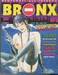 Cover Thumbnail for Bronx (Edizioni Nuova Frontiera, 1994 series) #18