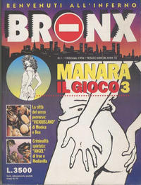 Cover Thumbnail for Bronx (Edizioni Nuova Frontiera, 1994 series) #1
