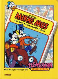 Cover Thumbnail for Tegneseriebokklubben (Hjemmet / Egmont, 1985 series) #78 - Cedrik setter utfor; Mikke Mus og den forheksede bilen