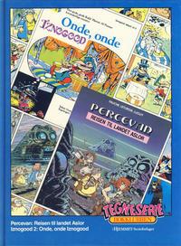 Cover Thumbnail for Tegneseriebokklubben (Hjemmet / Egmont, 1985 series) #36 - Percevan: Reisen til landet Aslor; Iznogood 2: Onde, onde Iznogood