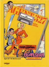 Cover Thumbnail for Tegneseriebokklubben (Hjemmet / Egmont, 1985 series) #74 - Agent 327: Wu Manchus øyne; Beste historier om Donald Duck & Co. nr. 42