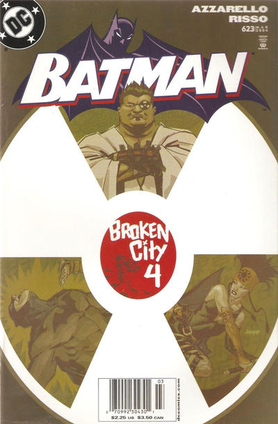 Cover for Batman (DC, 1940 series) #623 [Direct Edition]