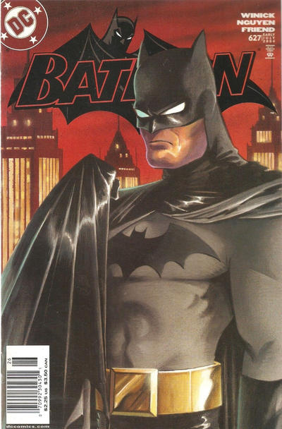 Cover for Batman (DC, 1940 series) #627 [Direct Sales]
