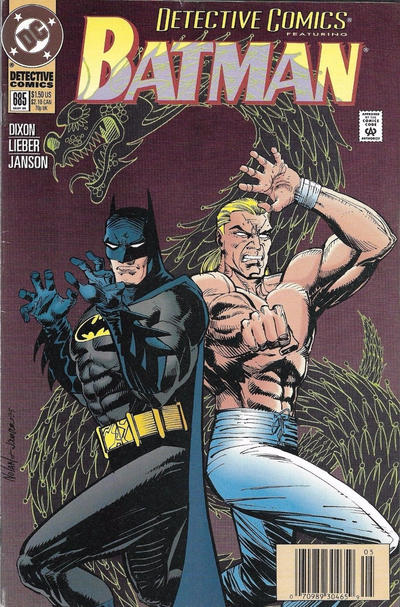 Cover for Detective Comics (DC, 1937 series) #685 [Direct Edition]