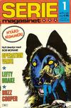 Cover for Seriemagasinet (Semic, 1970 series) #1/1981