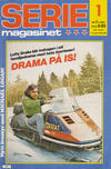 Cover for Seriemagasinet (Semic, 1970 series) #1/1983