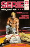 Cover for Seriemagasinet (Semic, 1970 series) #20/1986