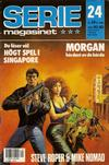Cover for Seriemagasinet (Semic, 1970 series) #24/1988