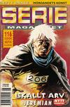 Cover for Seriemagasinet (Semic, 1970 series) #6/1995