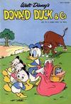 Cover for Donald Duck & Co (Hjemmet / Egmont, 1948 series) #23/1963