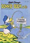 Cover for Donald Duck & Co (Hjemmet / Egmont, 1948 series) #33/1963