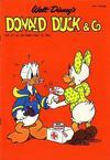 Cover for Donald Duck & Co (Hjemmet / Egmont, 1948 series) #43/1963