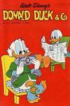 Cover for Donald Duck & Co (Hjemmet / Egmont, 1948 series) #10/1964