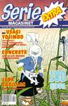 Cover for Seriemagasinet extra (Semic, 1990 series) #2/1991