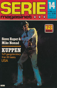 Cover Thumbnail for Seriemagasinet (Semic, 1970 series) #14/1977