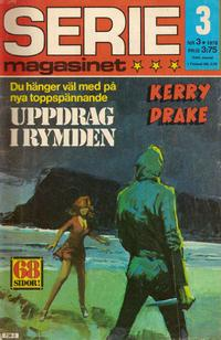 Cover Thumbnail for Seriemagasinet (Semic, 1970 series) #3/1978