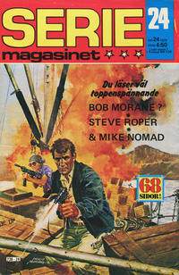 Cover Thumbnail for Seriemagasinet (Semic, 1970 series) #24/1979