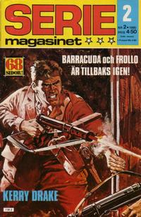 Cover Thumbnail for Seriemagasinet (Semic, 1970 series) #2/1980