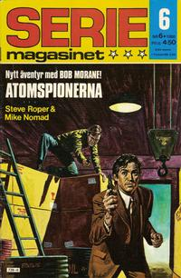 Cover Thumbnail for Seriemagasinet (Semic, 1970 series) #6/1980