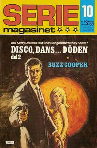 Cover Thumbnail for Seriemagasinet (Semic, 1970 series) #10/1980