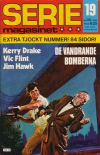 Cover Thumbnail for Seriemagasinet (Semic, 1970 series) #19/1980