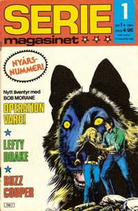 Cover Thumbnail for Seriemagasinet (Semic, 1970 series) #1/1981