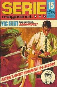 Cover Thumbnail for Seriemagasinet (Semic, 1970 series) #15/1981