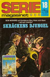 Cover Thumbnail for Seriemagasinet (Semic, 1970 series) #18/1981