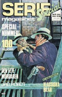 Cover Thumbnail for Seriemagasinet (Semic, 1970 series) #8/1986